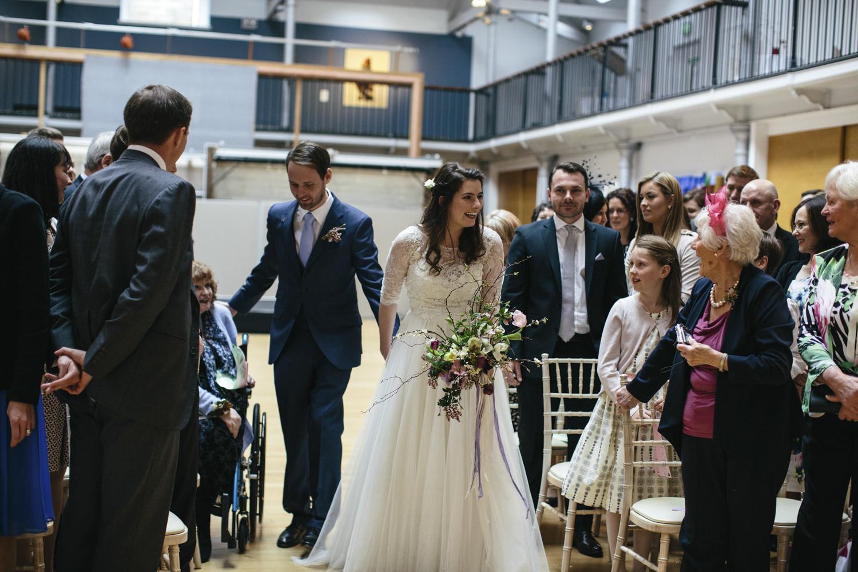 Quirky Wedding Photography Edinburgh Dovecot Studios 044.jpg