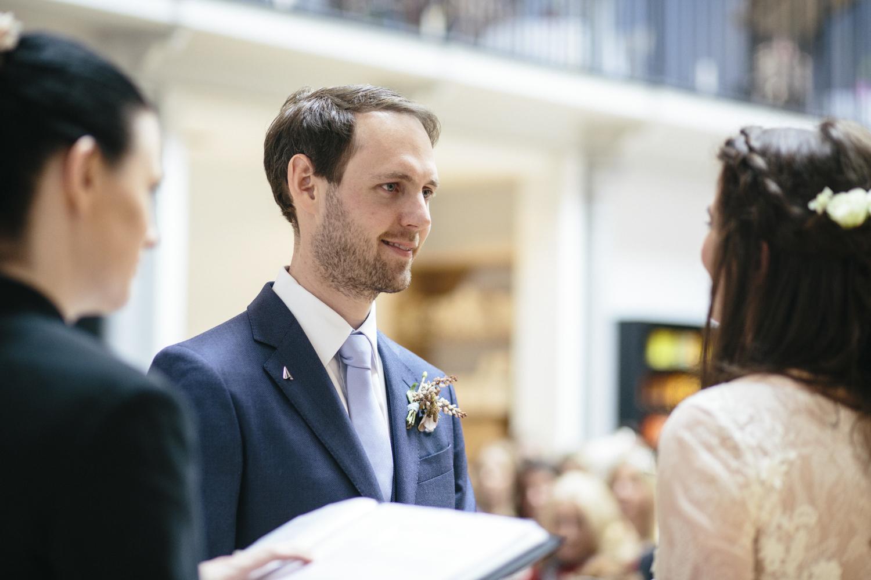 Quirky Wedding Photography Edinburgh Dovecot Studios 056.jpg