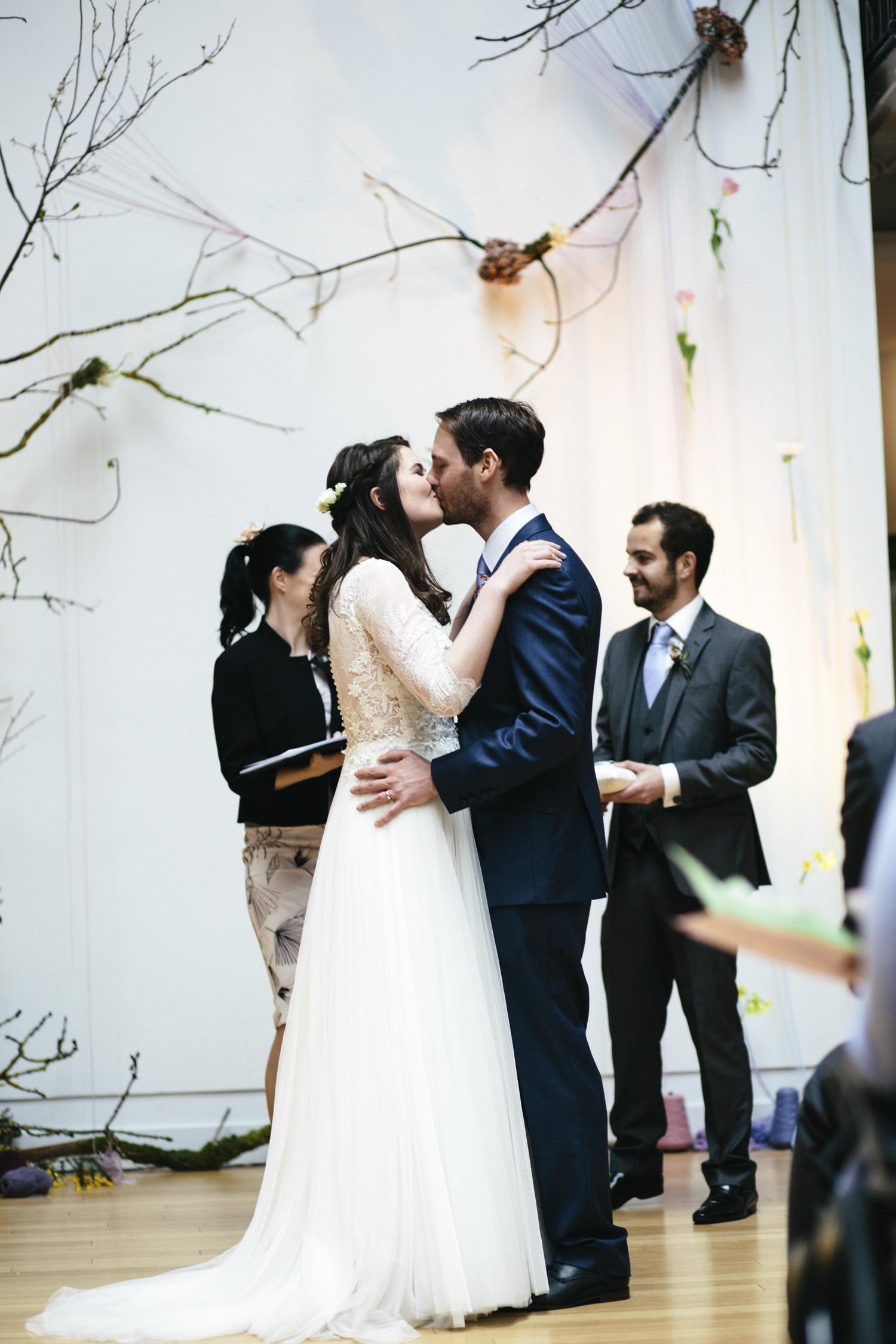 Quirky Wedding Photography Edinburgh Dovecot Studios 057.jpg
