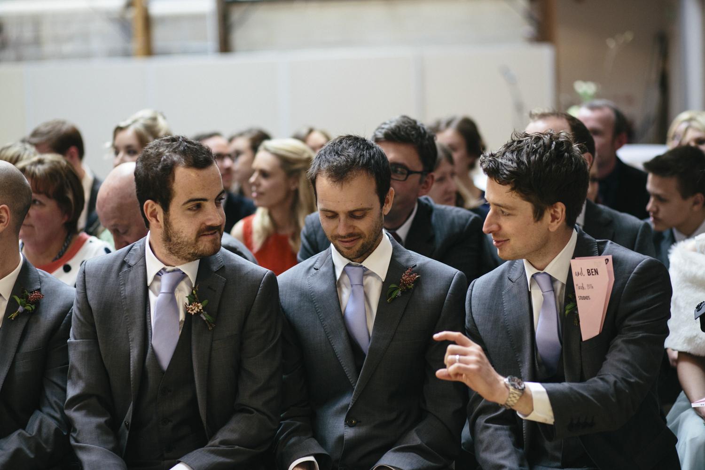 Quirky Wedding Photography Edinburgh Dovecot Studios 062.jpg