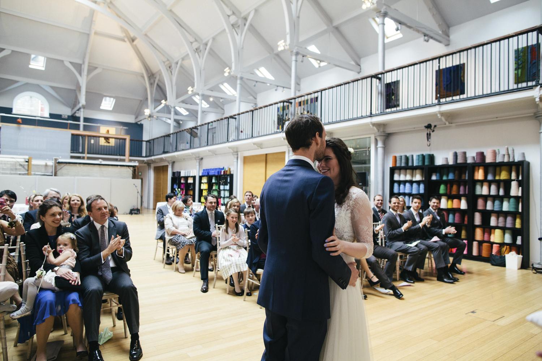 Quirky Wedding Photography Edinburgh Dovecot Studios 061.jpg