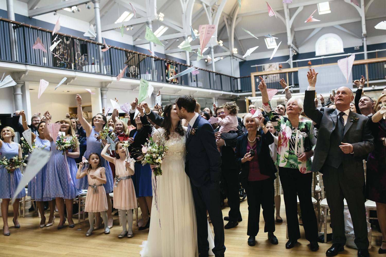 Quirky Wedding Photography Edinburgh Dovecot Studios 064.jpg