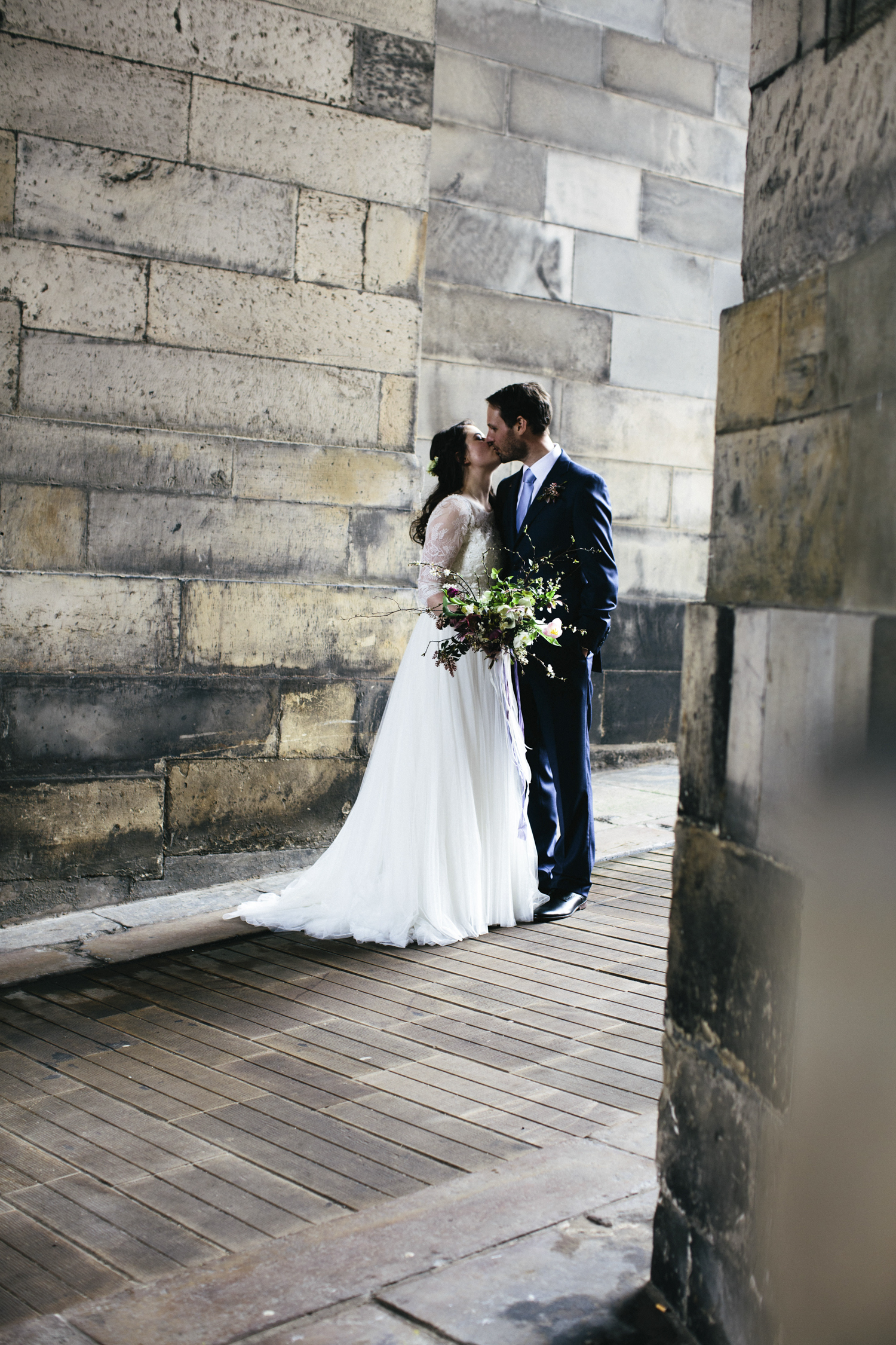 Quirky Wedding Photography Edinburgh Dovecot Studios 073.jpg