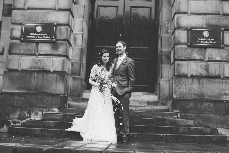 Quirky Wedding Photography Edinburgh Dovecot Studios 077.jpg