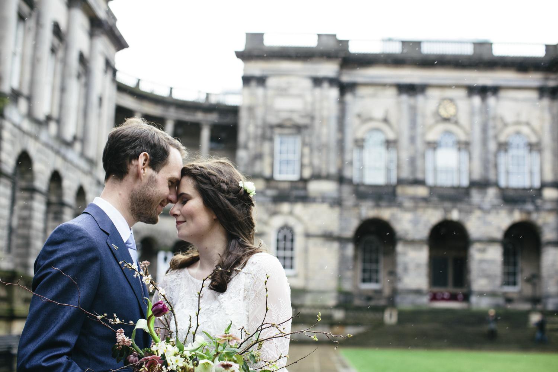 Quirky Wedding Photography Edinburgh Dovecot Studios 085.jpg