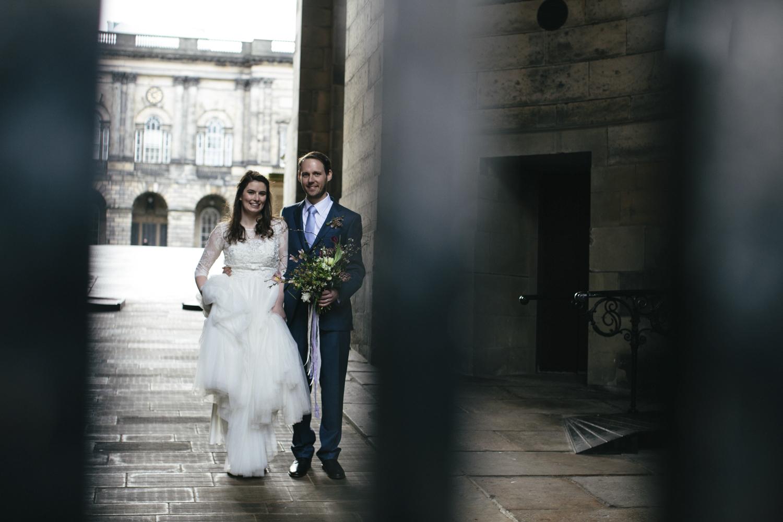 Quirky Wedding Photography Edinburgh Dovecot Studios 087.jpg
