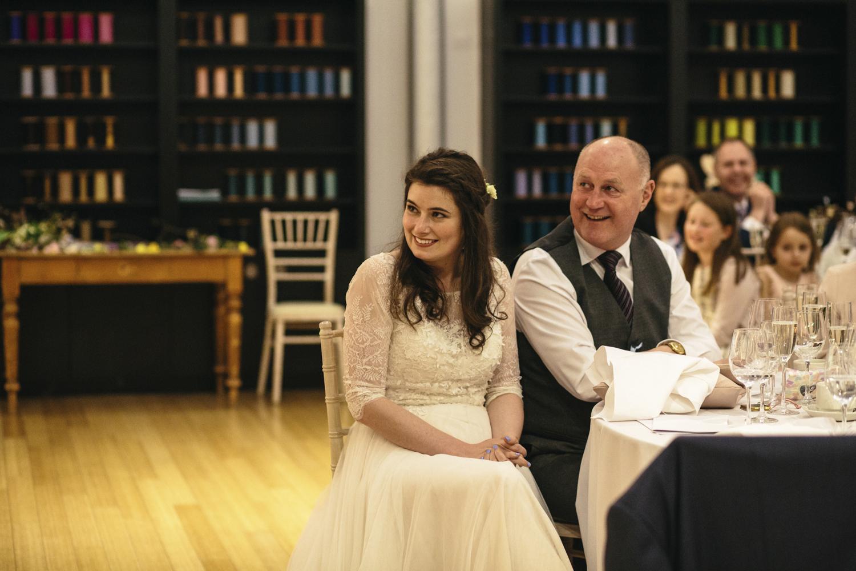 Quirky Wedding Photography Edinburgh Dovecot Studios 117.jpg