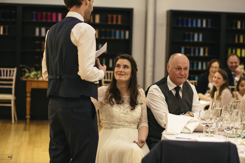 Quirky Wedding Photography Edinburgh Dovecot Studios 118.jpg