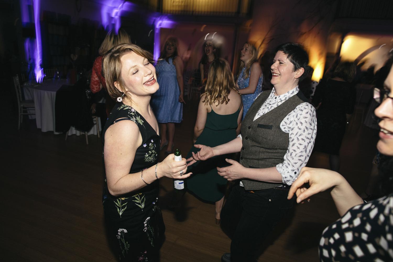 Quirky Wedding Photography Edinburgh Dovecot Studios 139.jpg