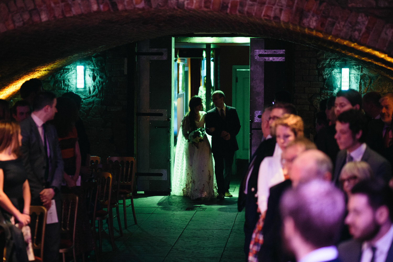 Quirky wedding photographer edinburgh the caves 043.jpg
