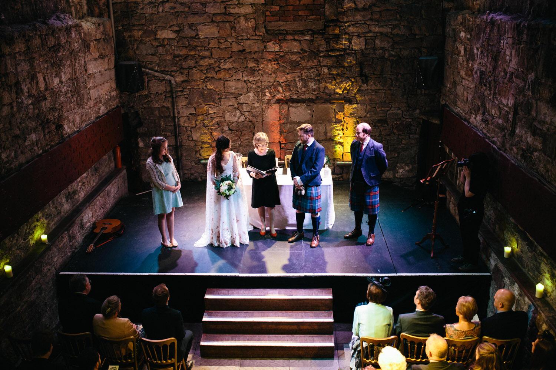 Quirky wedding photographer edinburgh the caves 046.jpg
