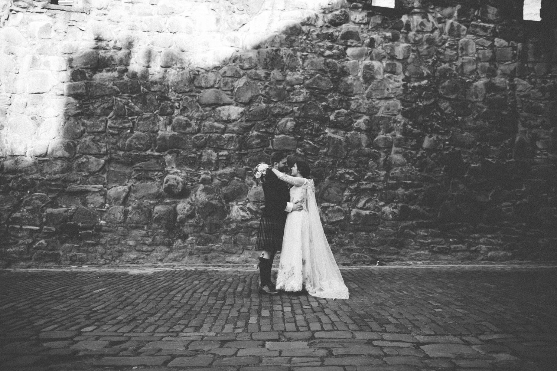 Quirky wedding photographer edinburgh the caves 059.jpg
