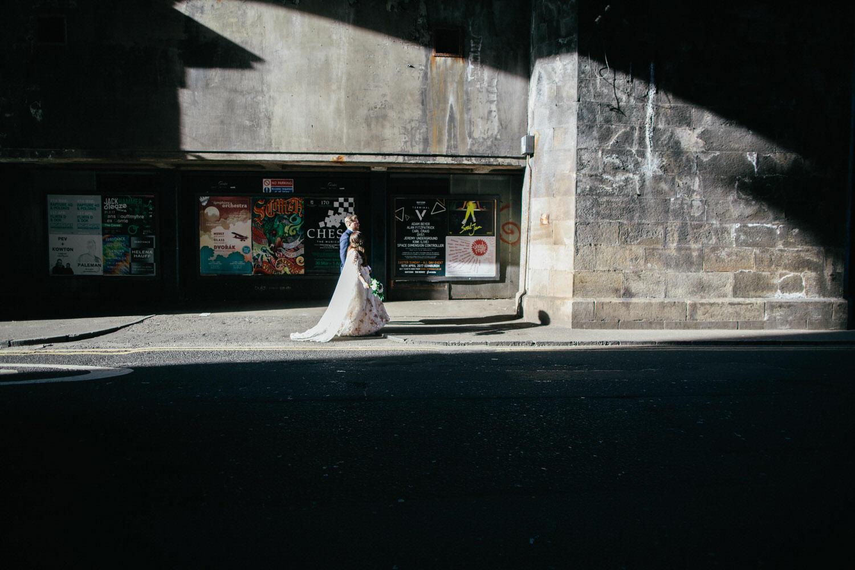 Quirky wedding photographer edinburgh the caves 065.jpg