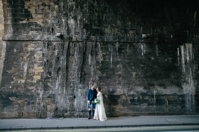 Quirky wedding photographer edinburgh the caves 067.jpg