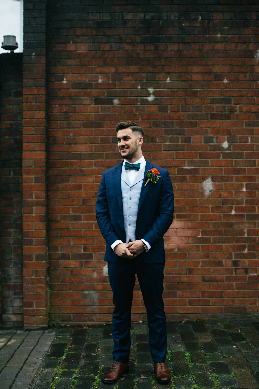 Alternative Same Sex Wedding Photography Scotland Glasgow Drygate 043.jpg