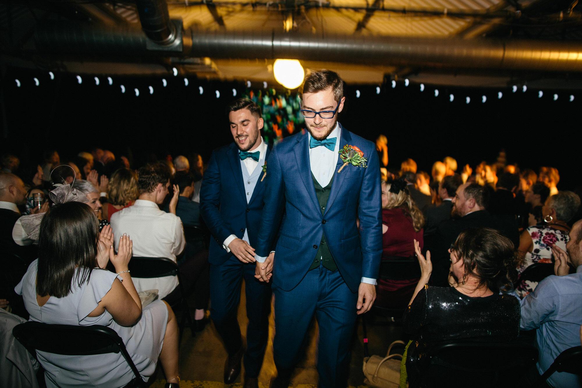 Alternative Same Sex Wedding Photography Scotland Glasgow Drygate 100.jpg