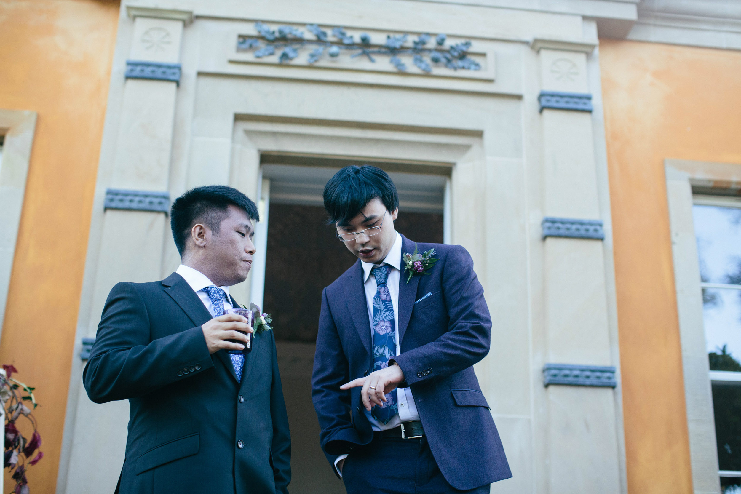 Quirky Wedding Photographer Edinburgh Jupiter Artland -1.jpg