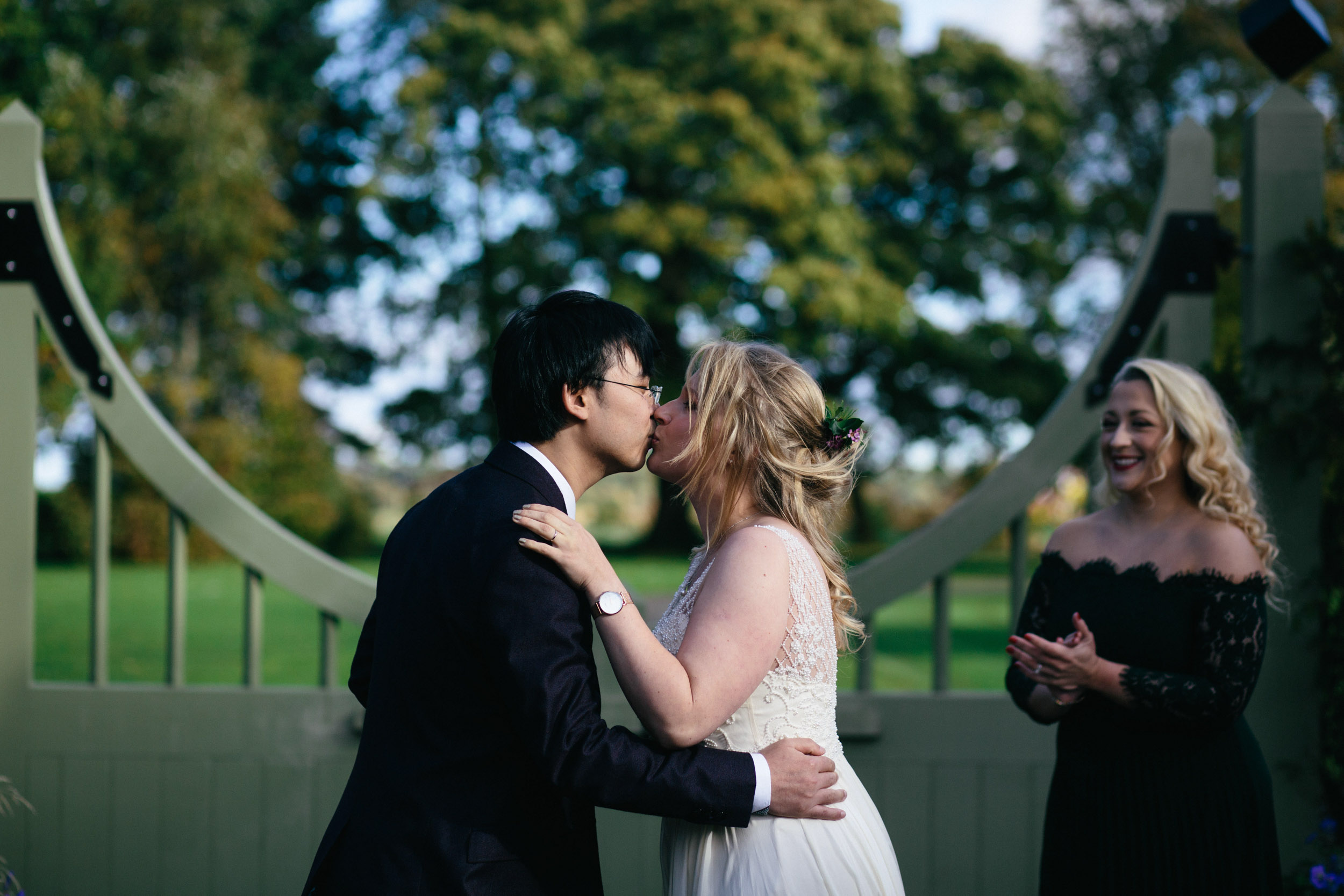 Quirky Wedding Photographer Edinburgh Jupiter Artland -21.jpg