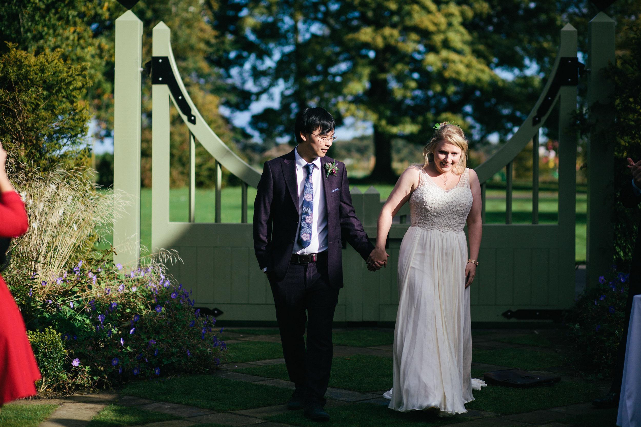 Quirky Wedding Photographer Edinburgh Jupiter Artland -27.jpg