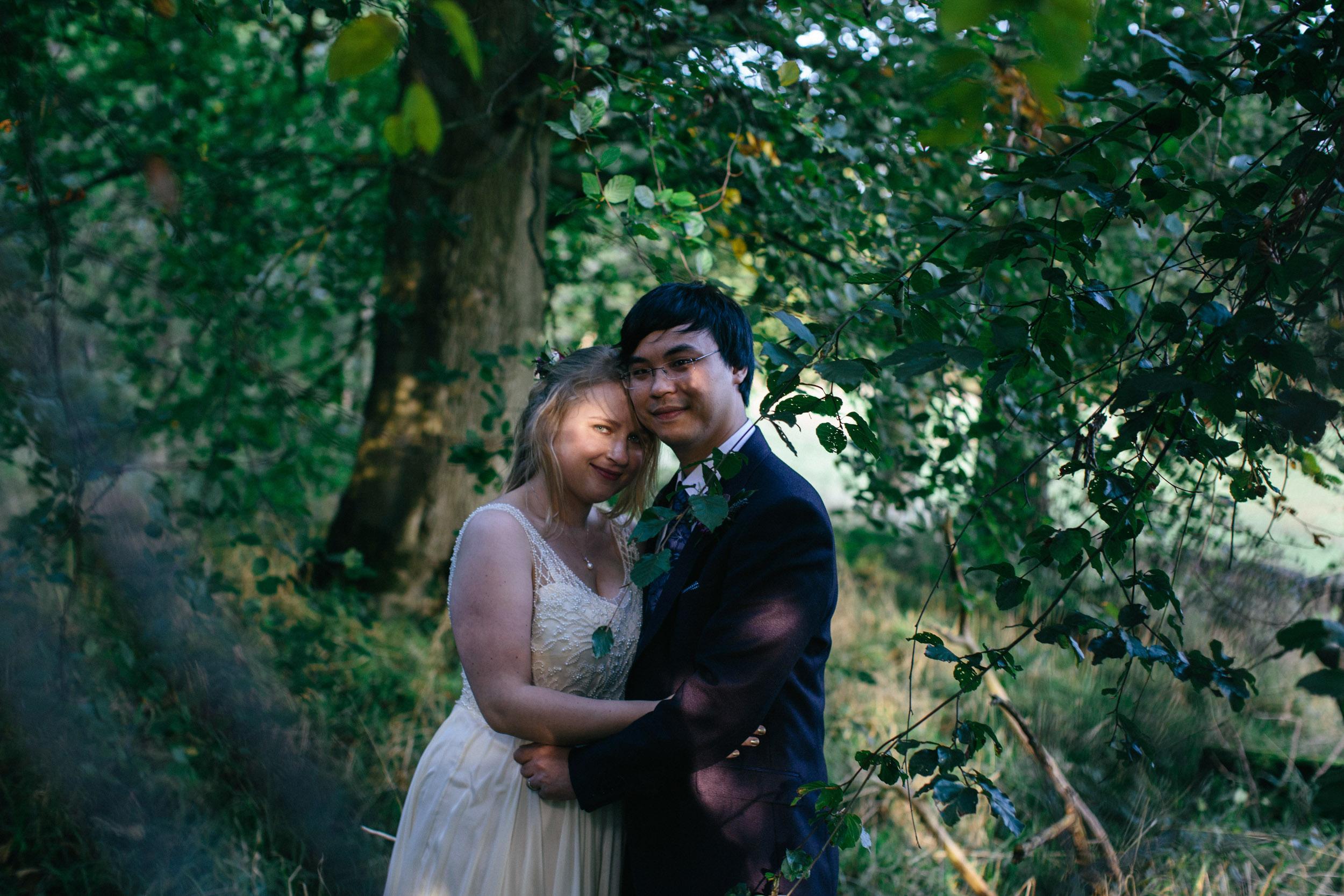 Quirky Wedding Photographer Edinburgh Jupiter Artland -43.jpg