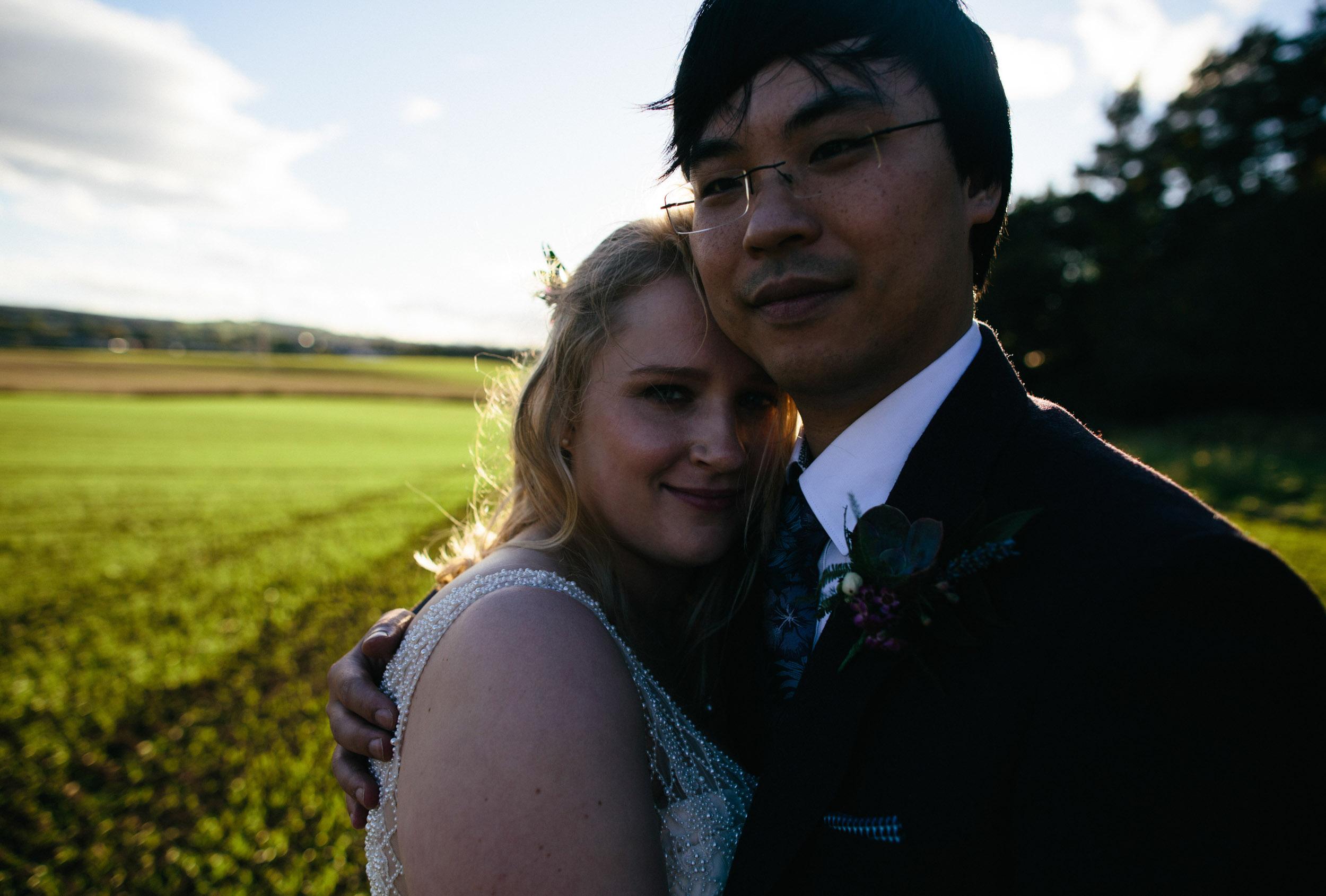 Quirky Wedding Photographer Edinburgh Jupiter Artland -48.jpg