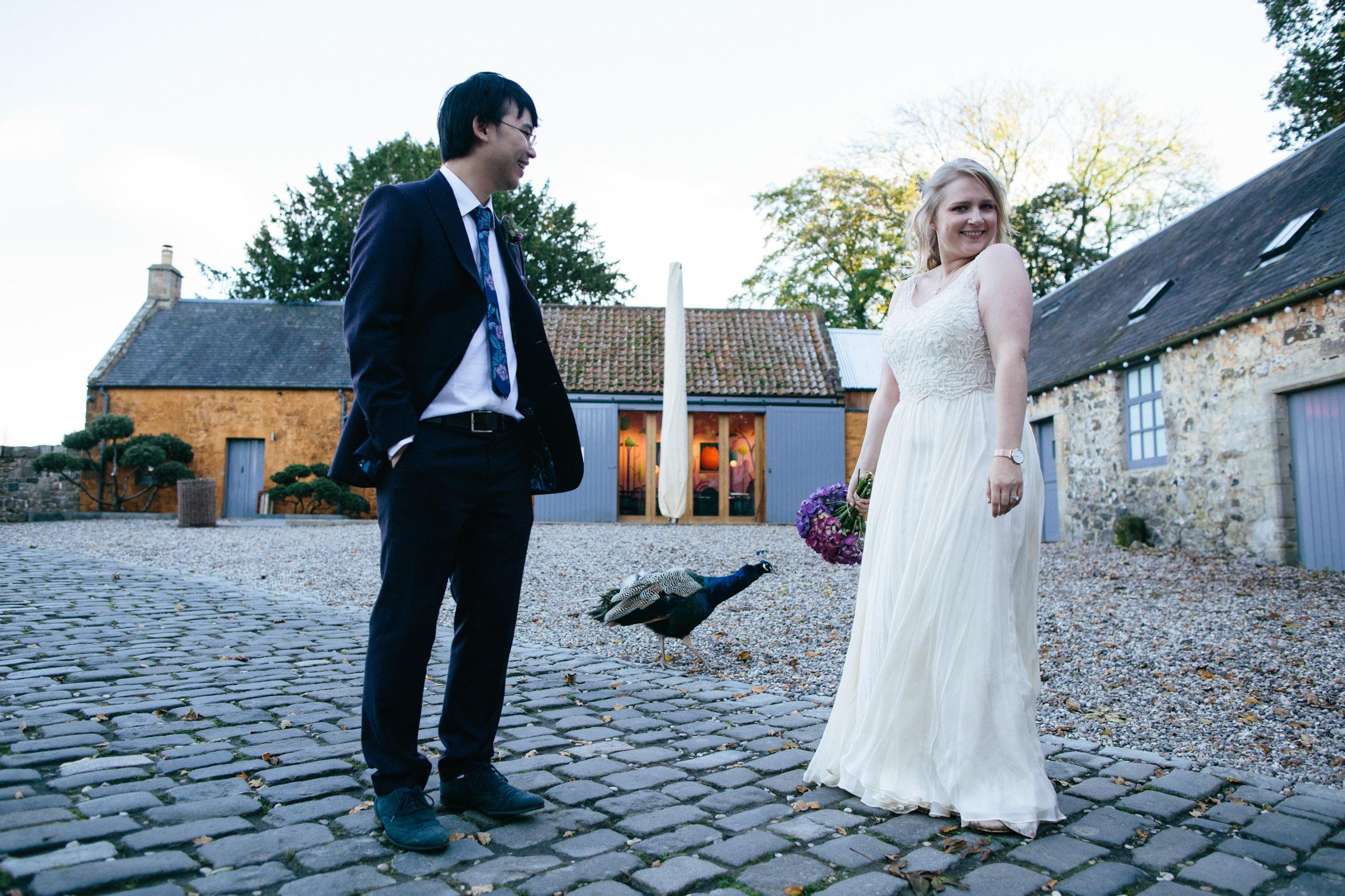 Quirky Wedding Photographer Edinburgh Jupiter Artland -58.jpg