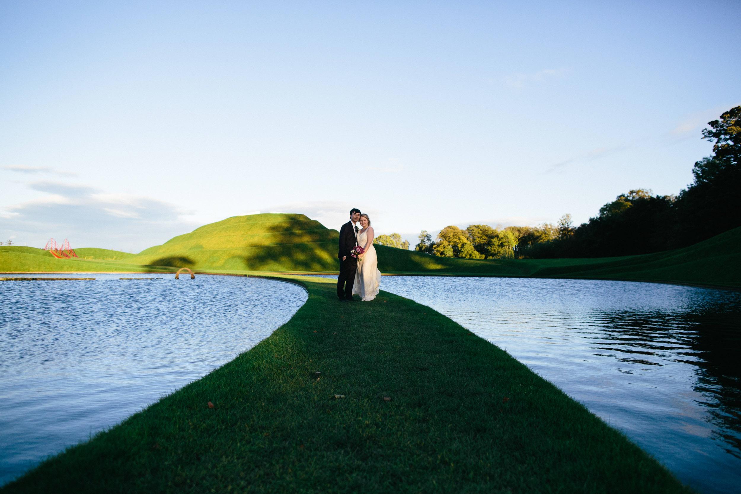 Quirky Wedding Photographer Edinburgh Jupiter Artland -60.jpg