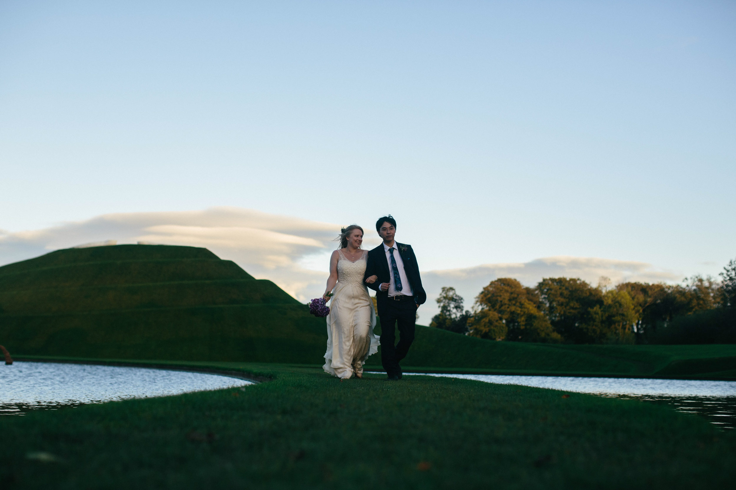 Quirky Wedding Photographer Edinburgh Jupiter Artland -66.jpg