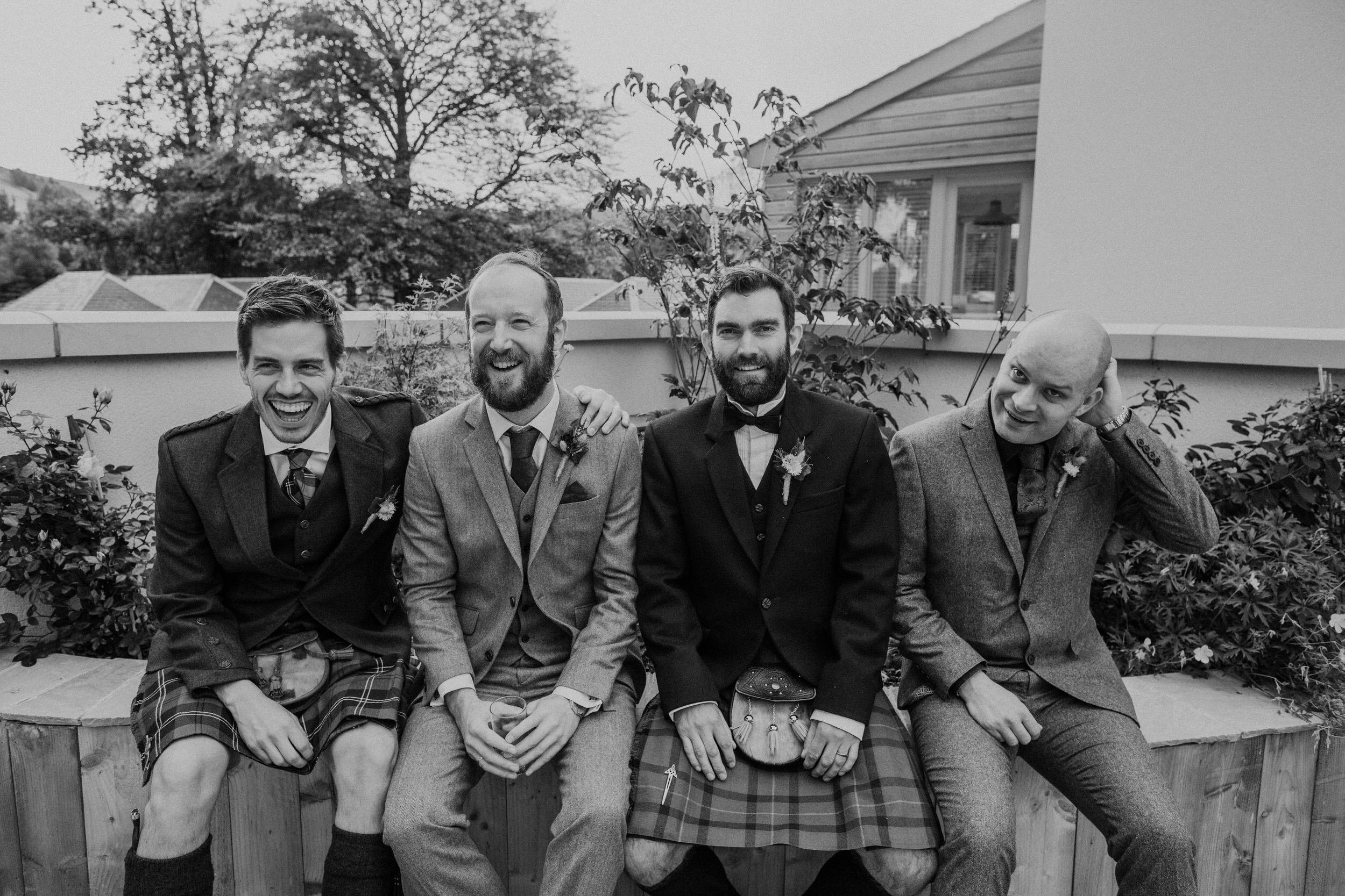 Quirky Wedding Photography Scotland Borders Biggar Hartree 020.jpg