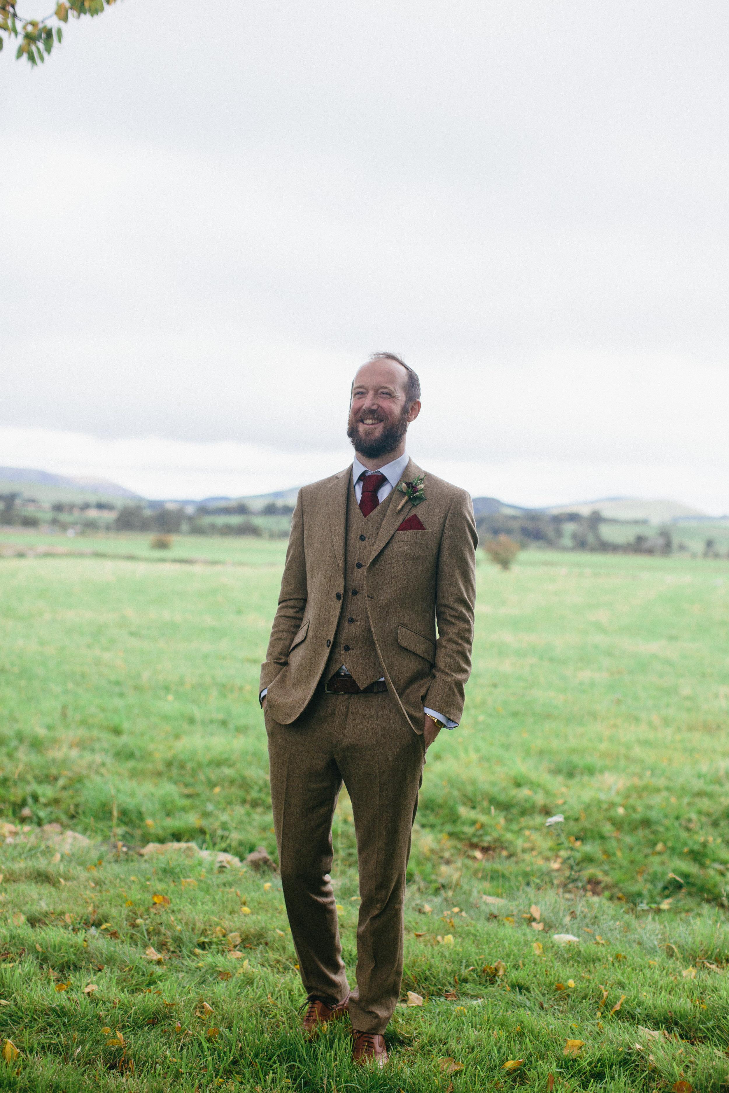 Quirky Wedding Photography Scotland Borders Biggar Hartree 021.jpg
