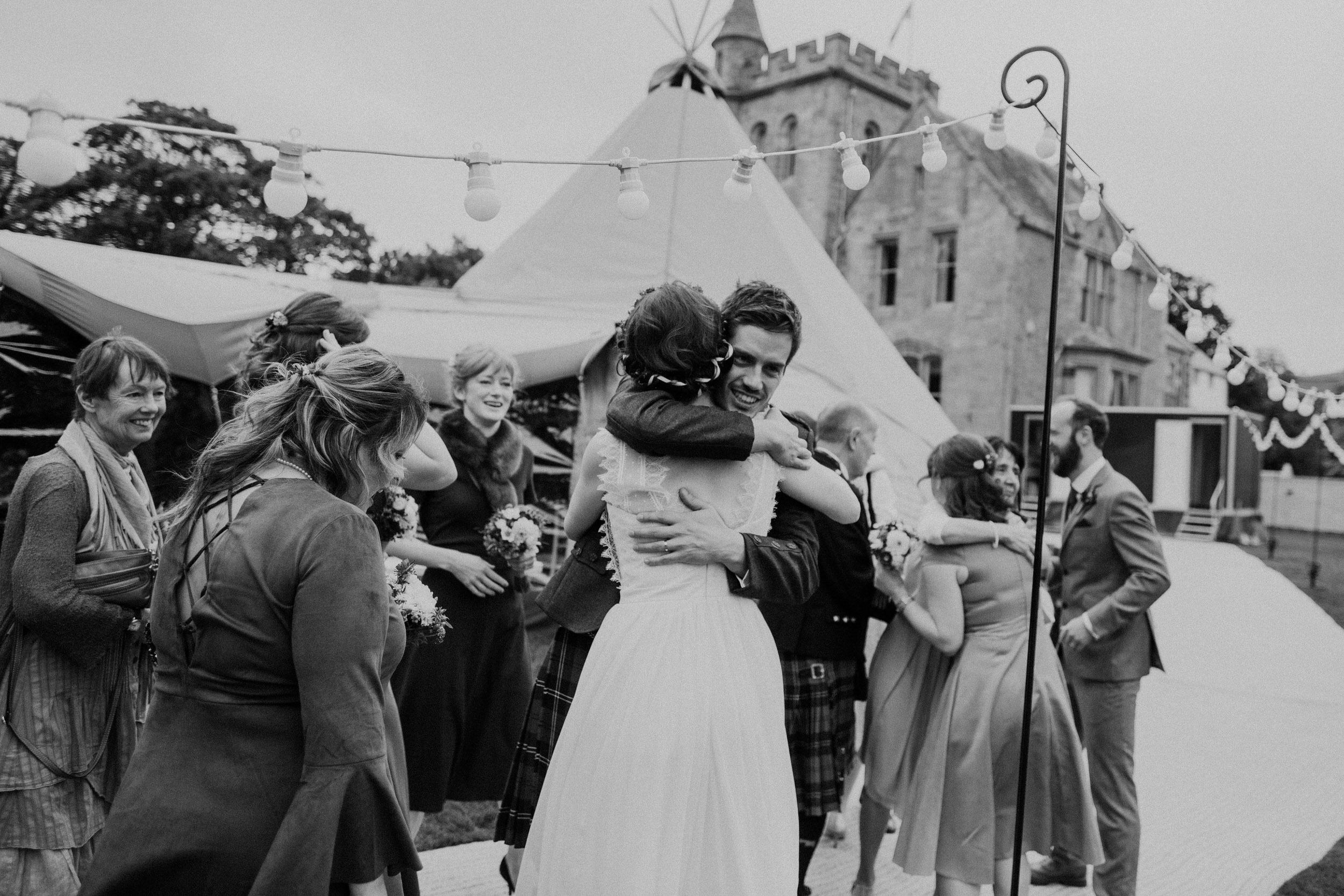 Quirky Wedding Photography Scotland Borders Biggar Hartree 054.jpg