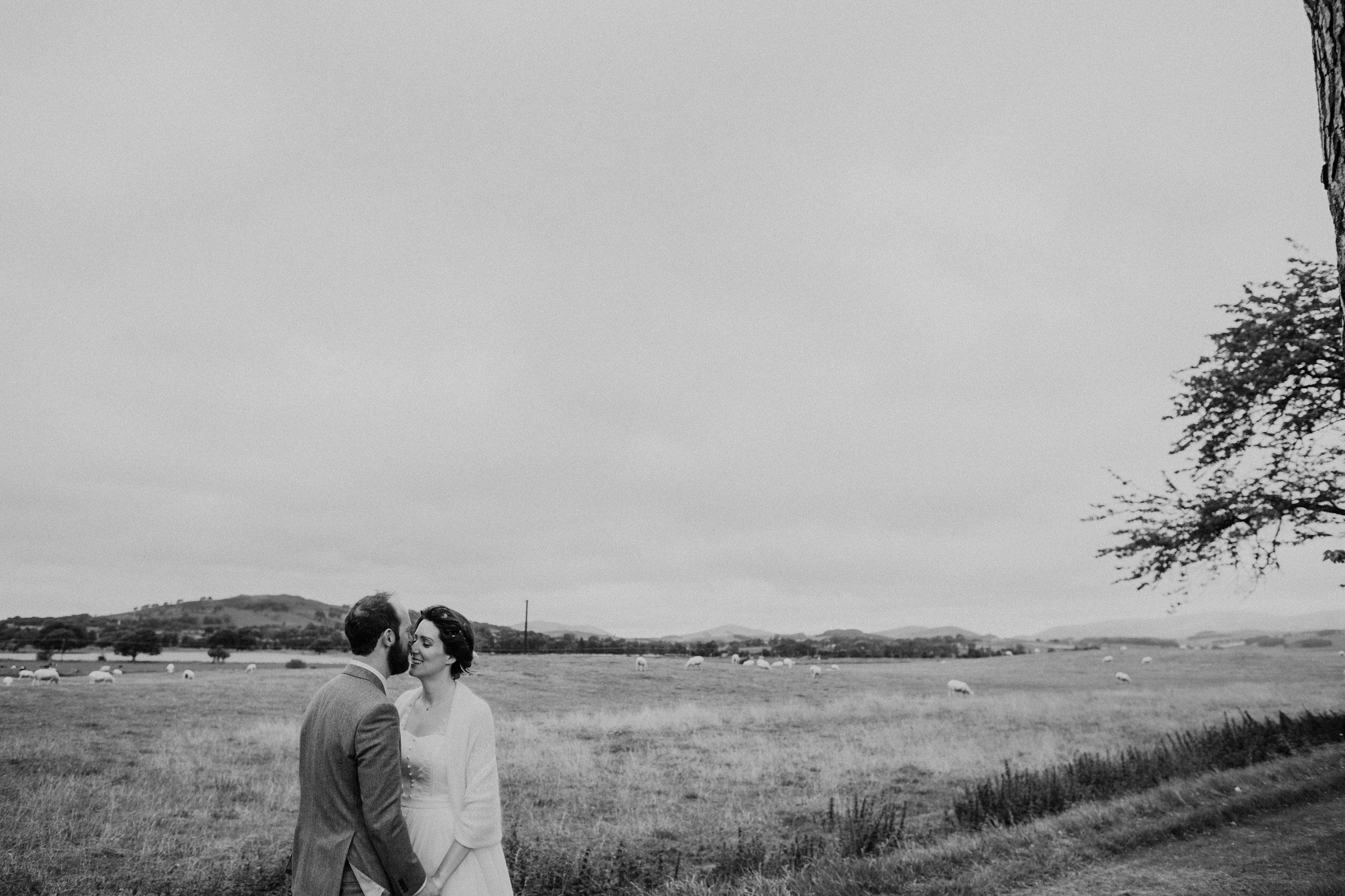 Quirky Wedding Photography Scotland Borders Biggar Hartree 061.jpg