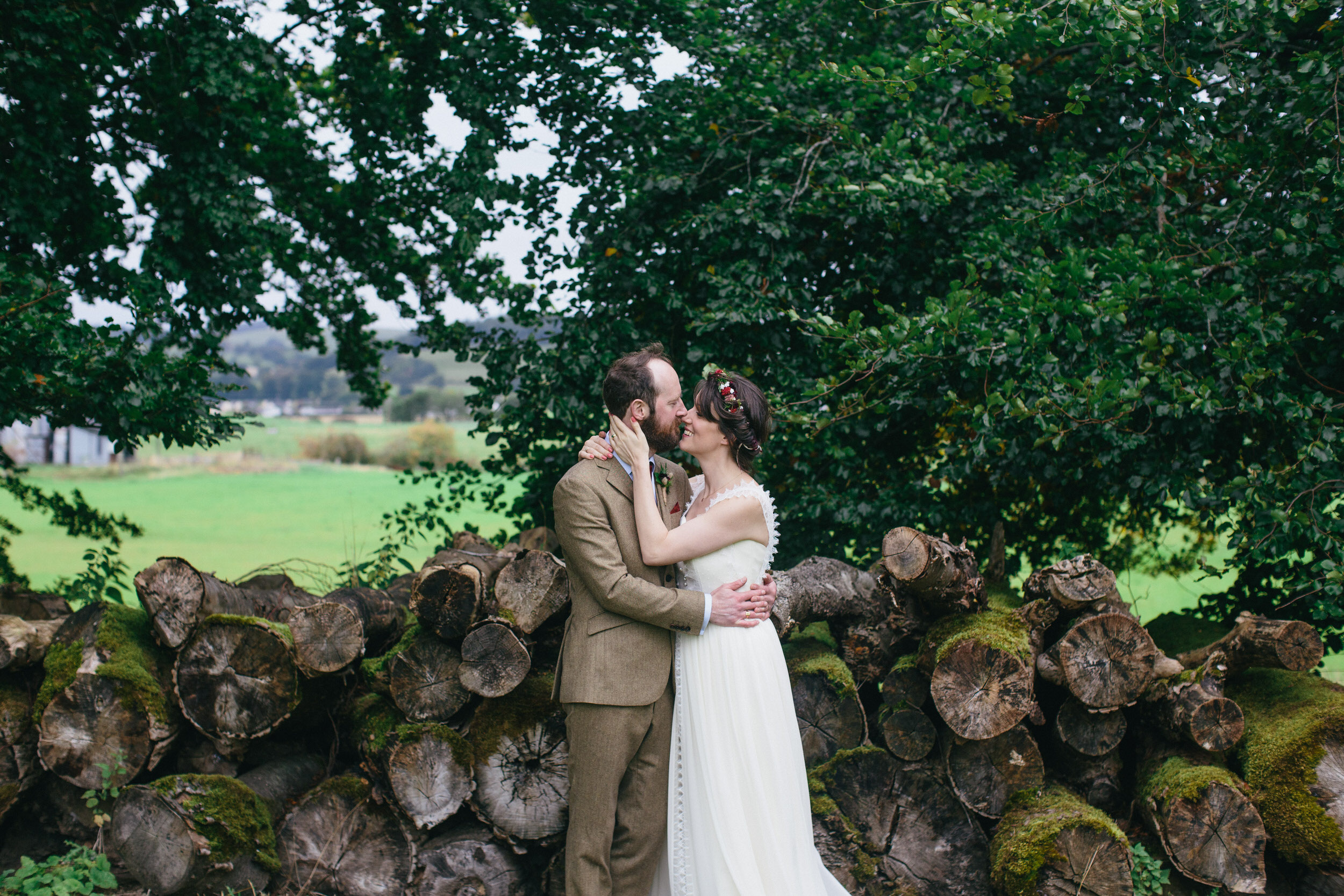 Quirky Wedding Photography Scotland Borders Biggar Hartree 066.jpg