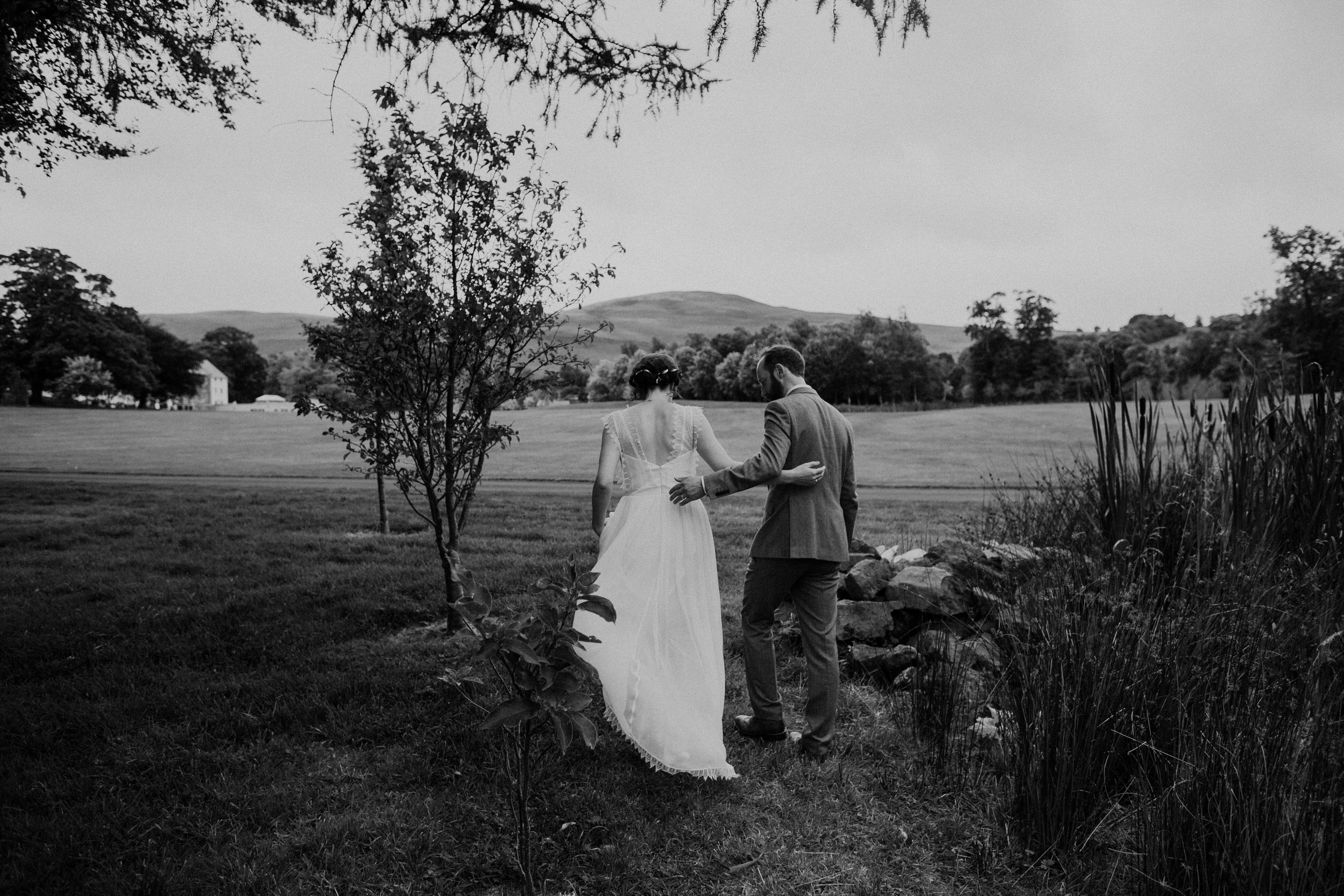 Quirky Wedding Photography Scotland Borders Biggar Hartree 069.jpg