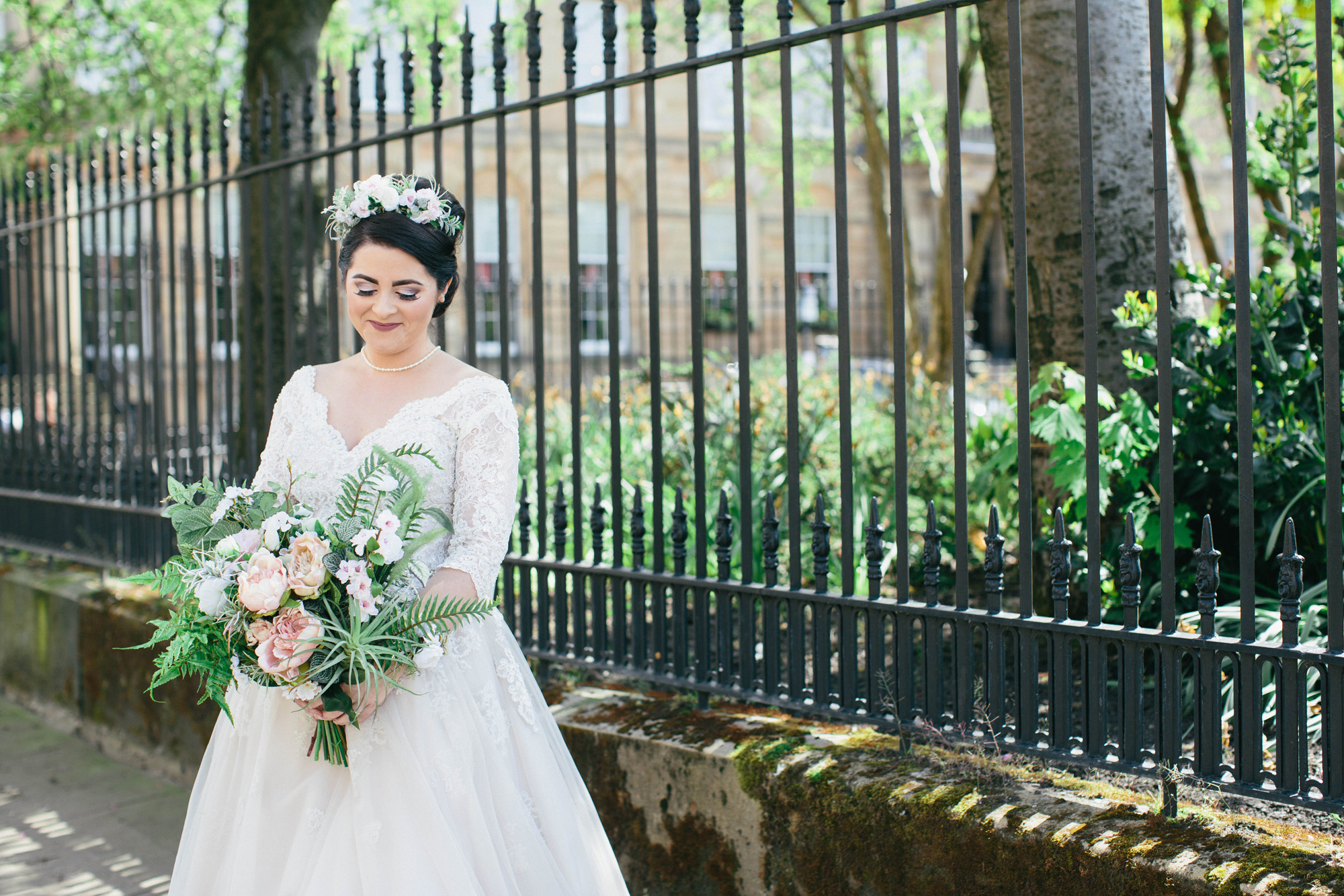 Quirky Wedding Photography Glasgow West End 013.jpg