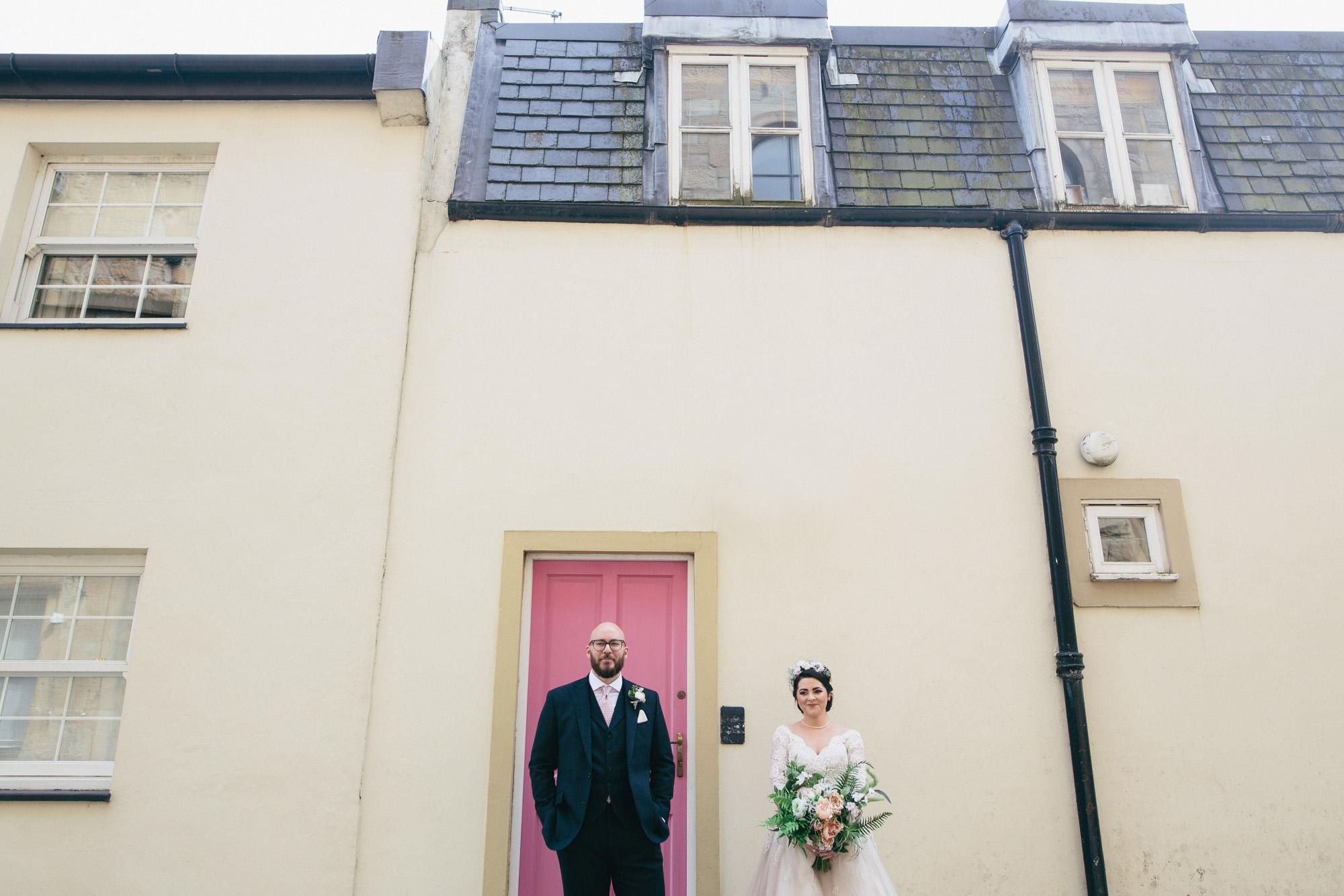 Quirky Wedding Photography Glasgow West End 034.jpg