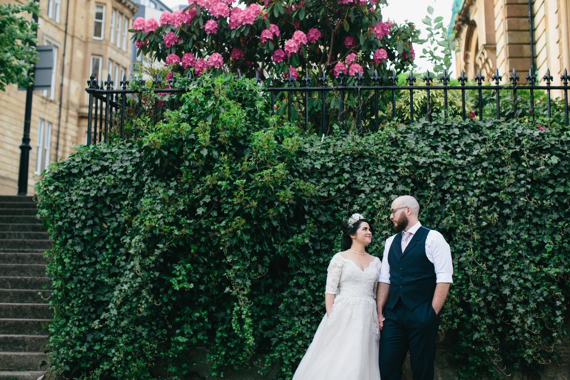 Quirky Wedding Photography Glasgow West End 058.jpg