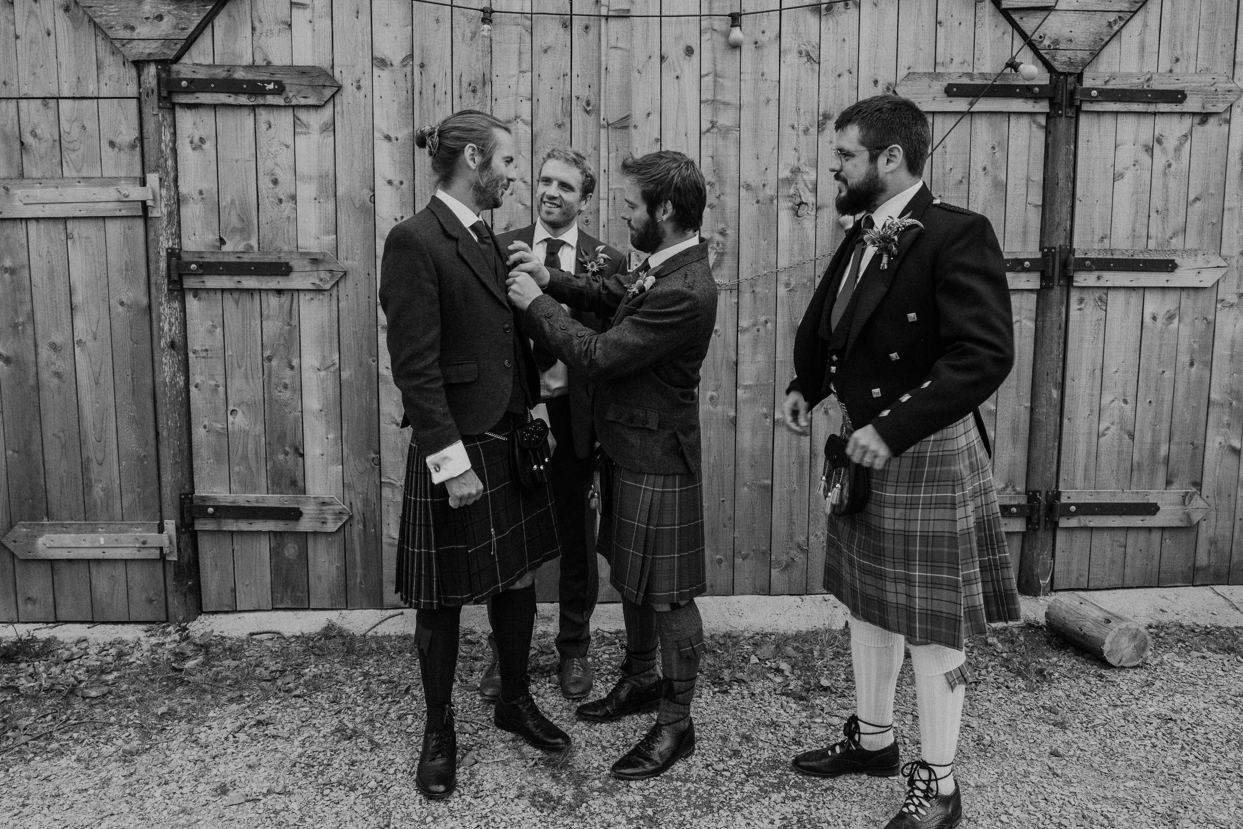 Alternative Quirky Wedding Photographer Scotland Borders Edinburgh 066.jpg