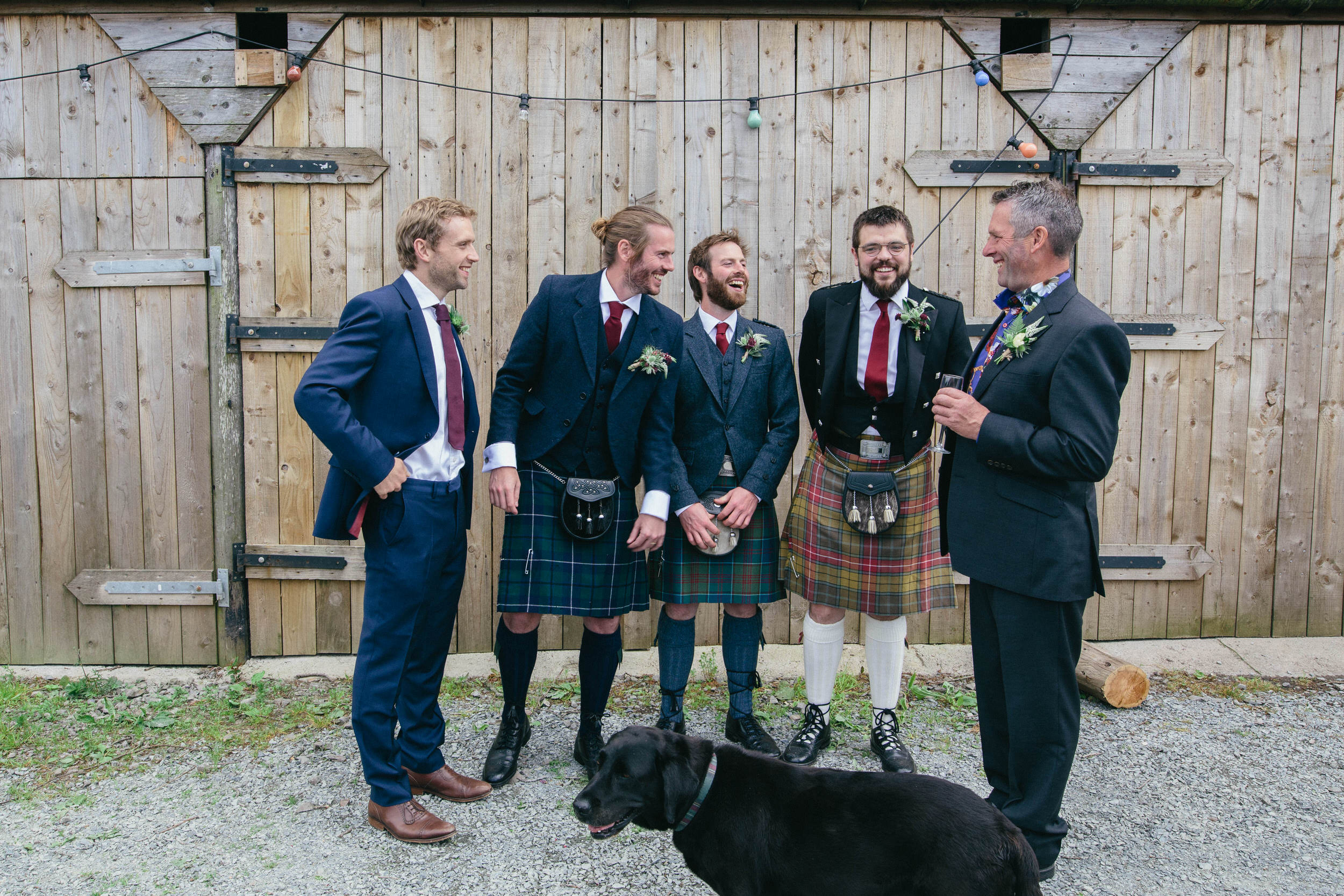 Alternative Quirky Wedding Photographer Scotland Borders Edinburgh 067.jpg