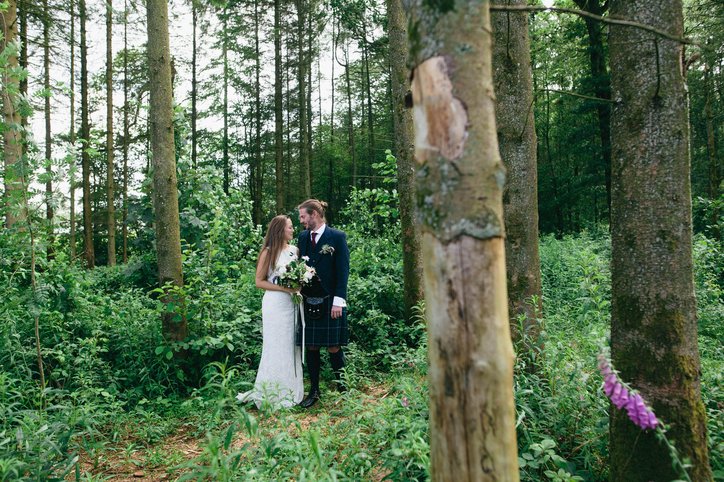 Alternative Quirky Wedding Photographer Scotland Borders Edinburgh 073.jpg