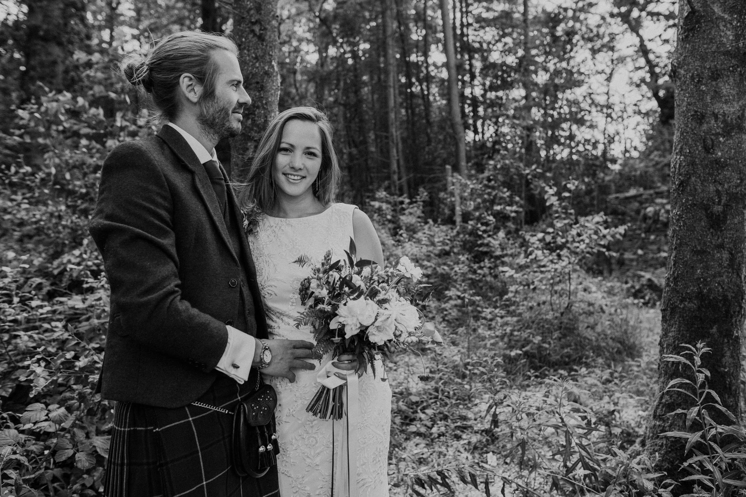 Alternative Quirky Wedding Photographer Scotland Borders Edinburgh 075.jpg