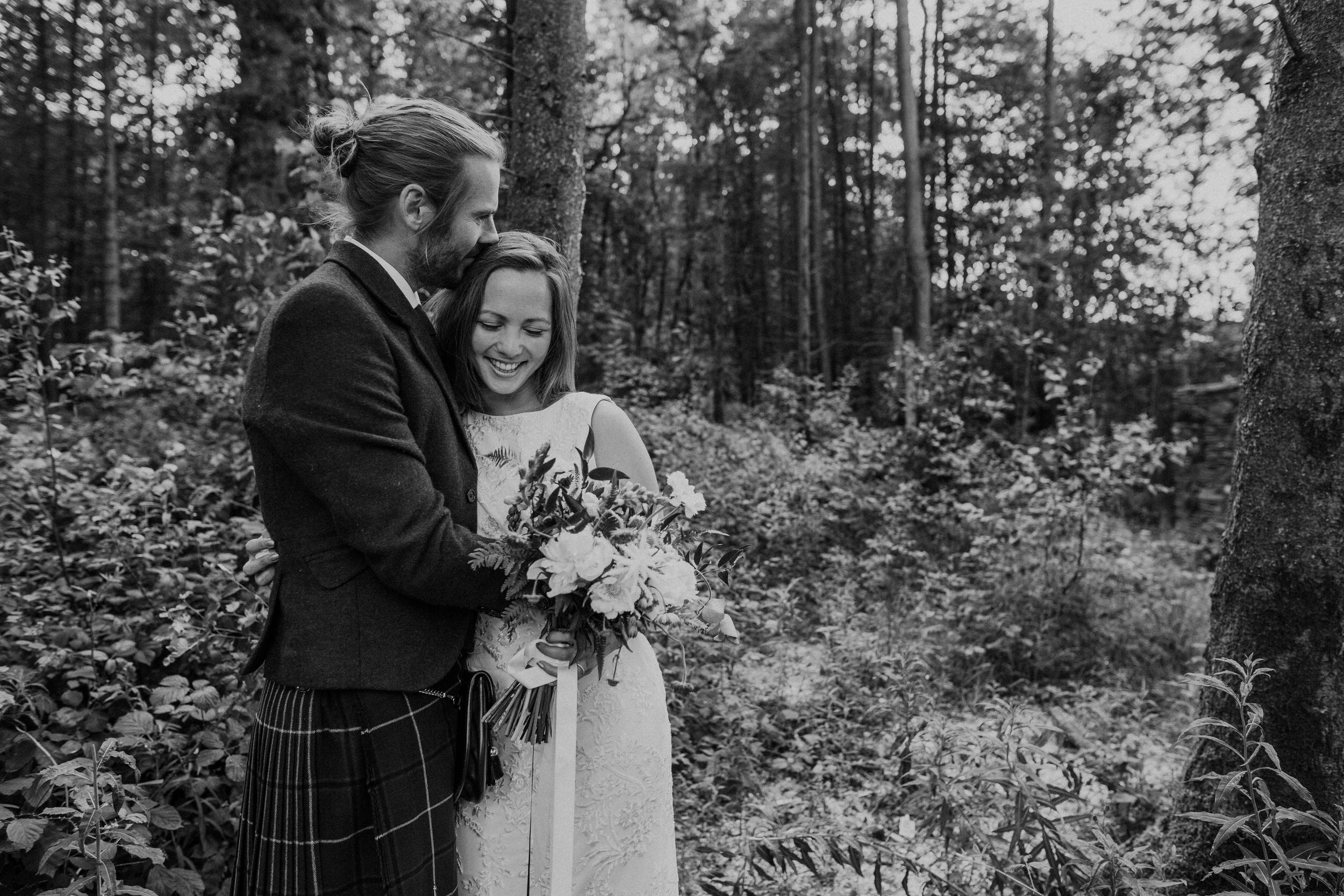 Alternative Quirky Wedding Photographer Scotland Borders Edinburgh 076.jpg