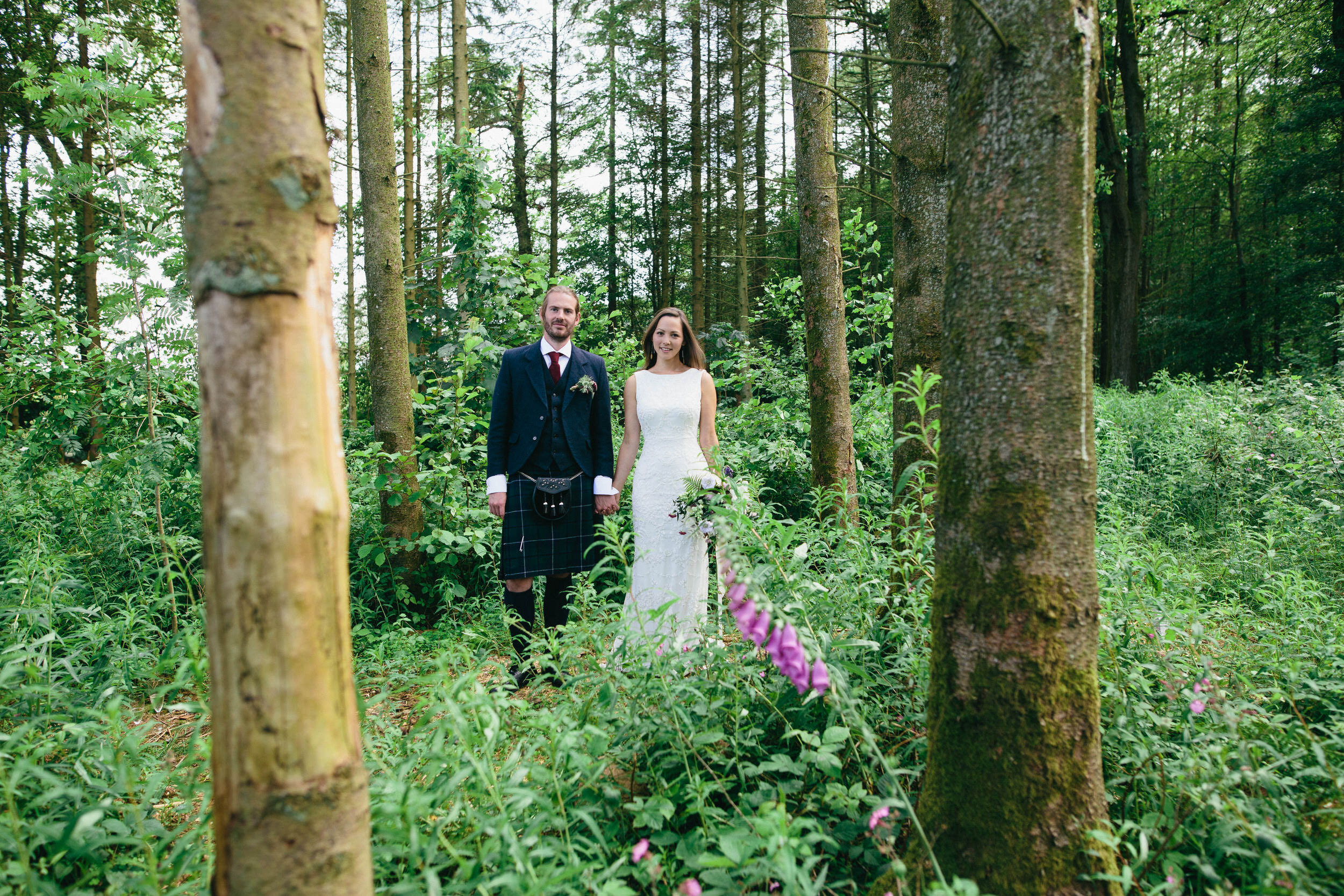 Alternative Quirky Wedding Photographer Scotland Borders Edinburgh 077.jpg