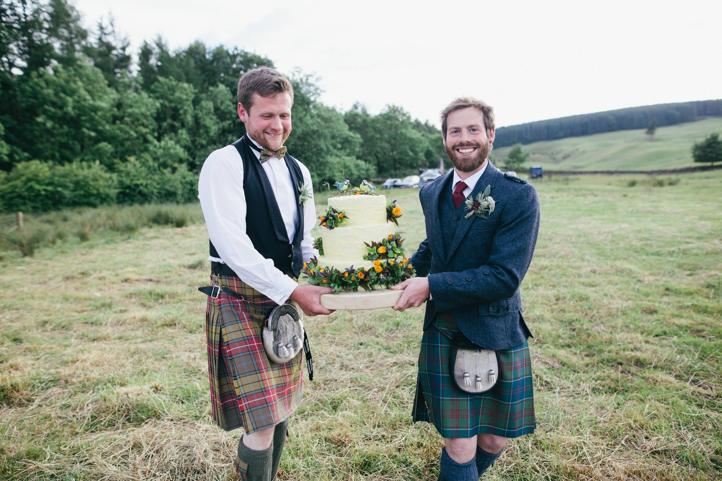 Alternative Quirky Wedding Photographer Scotland Borders Edinburgh 093.jpg