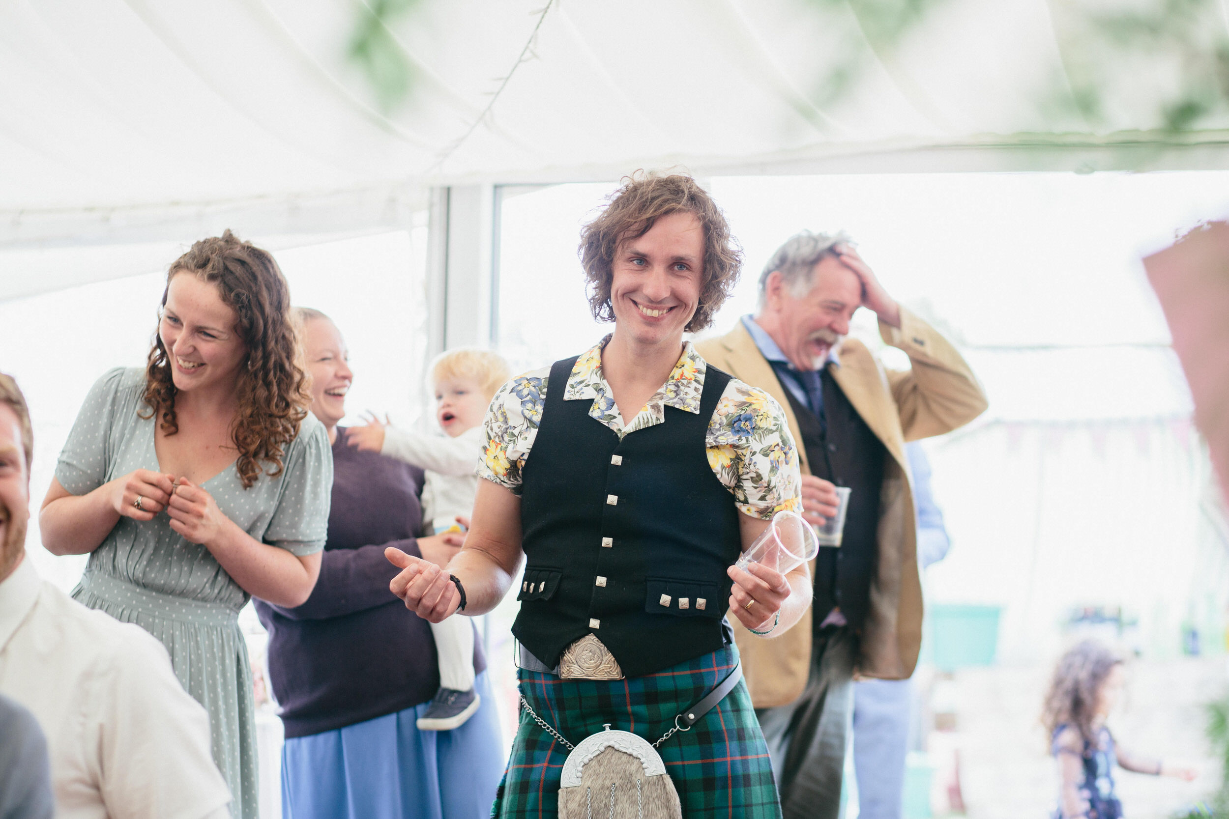 Alternative Quirky Wedding Photographer Scotland Borders Edinburgh 128.jpg
