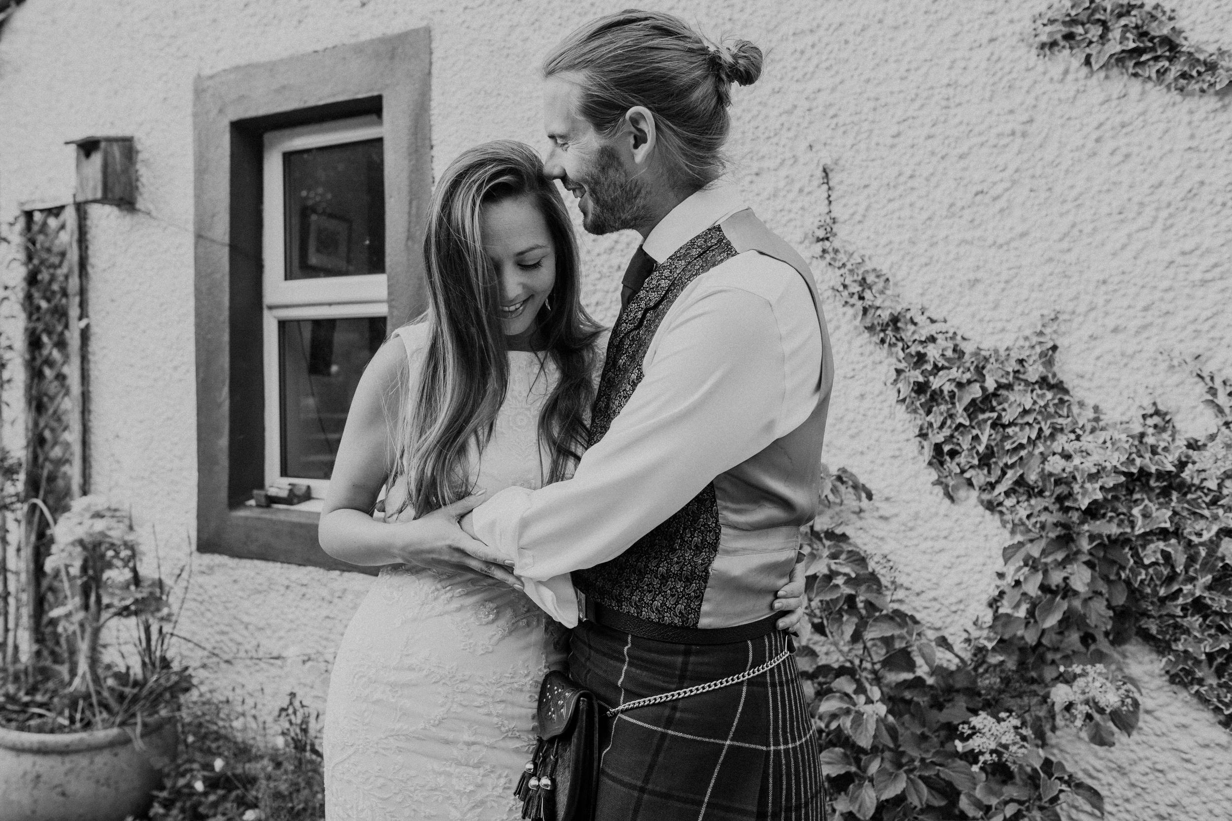 Alternative Quirky Wedding Photographer Scotland Borders Edinburgh 138.jpg