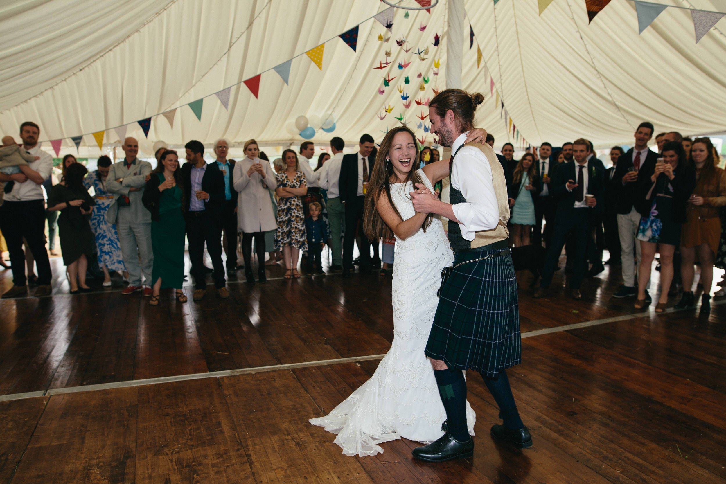 Alternative Quirky Wedding Photographer Scotland Borders Edinburgh 150.jpg