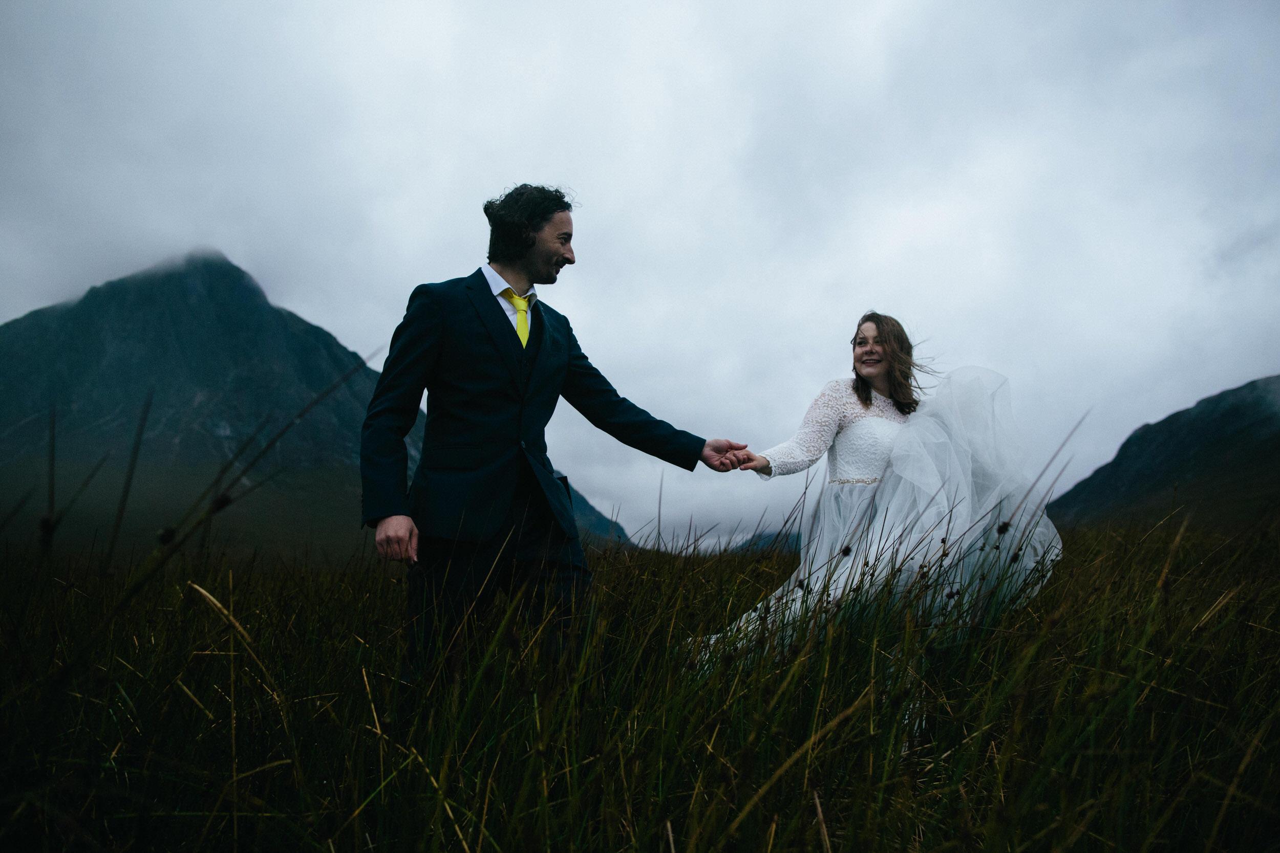 Quirky Wedding Photographer Scotland Glasgow Edinburgh Mirrorbox 001.jpg