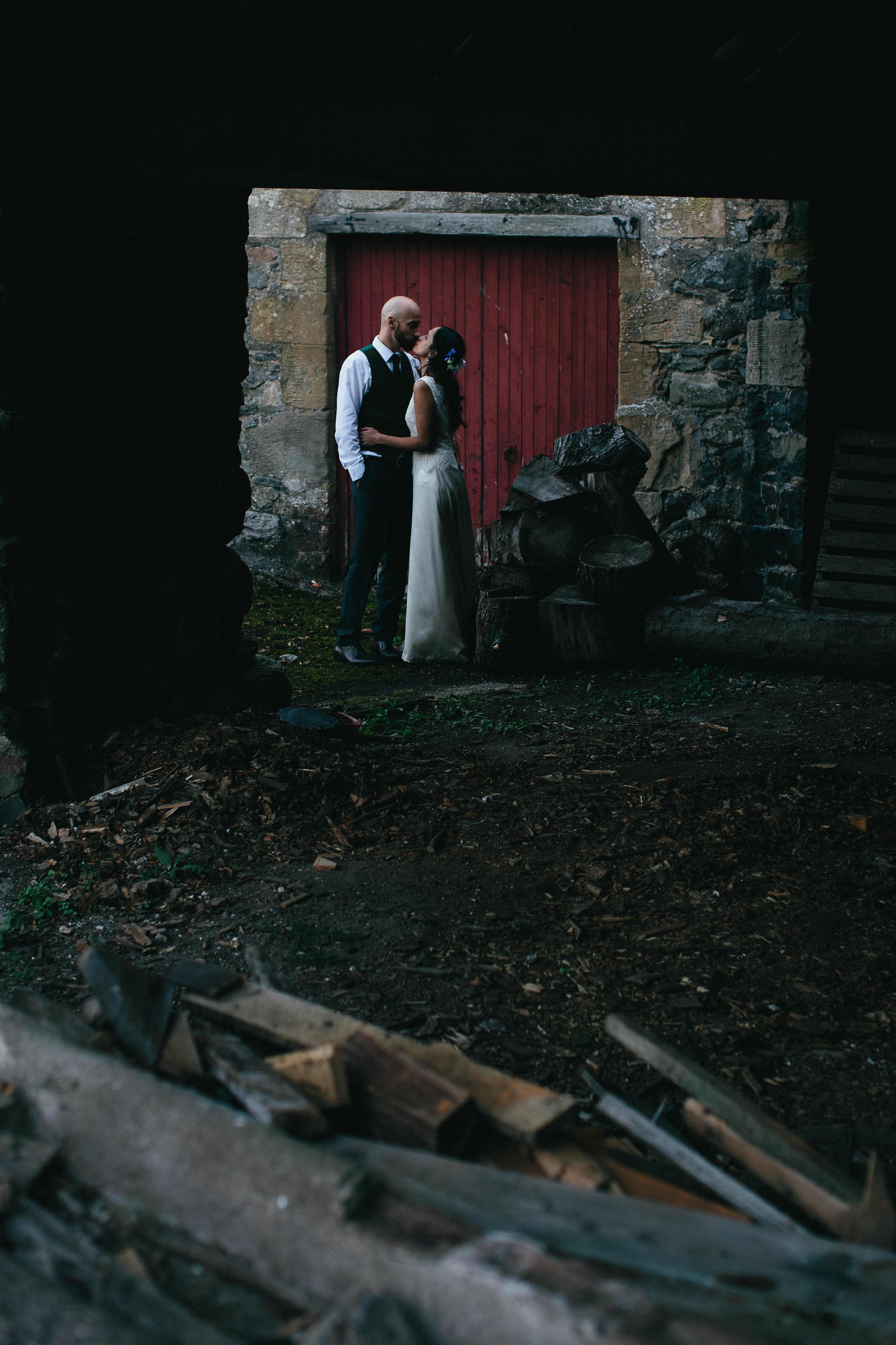 Quirky Wedding Photographer Scotland Glasgow Edinburgh Mirrorbox 002.jpg