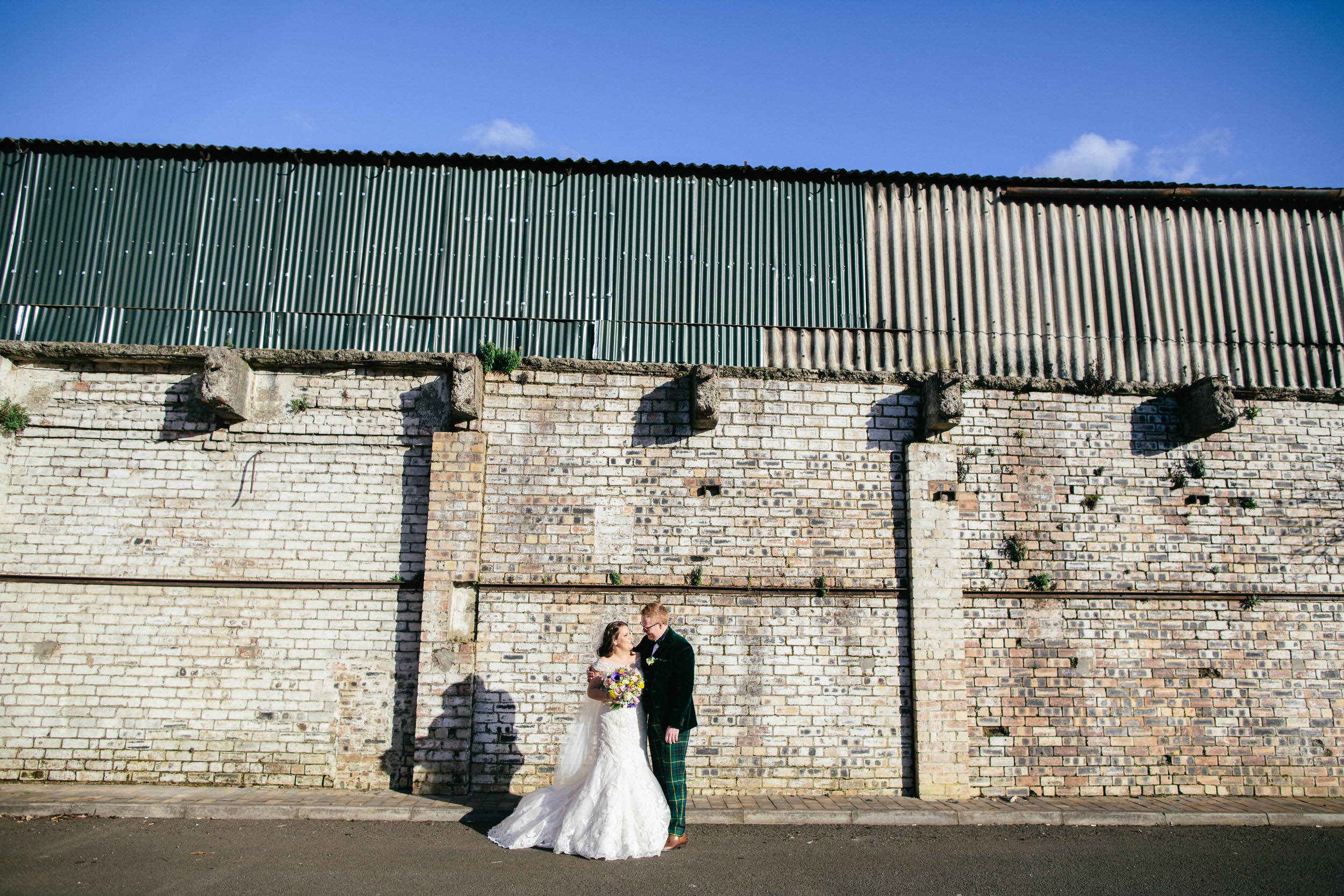 Quirky Wedding Photographer Scotland Glasgow Edinburgh Mirrorbox 024.jpg